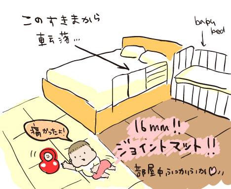 赤ちゃん ベッド から 落ちる 赤ちゃんがベッドから落ちてしまいました!|子育て期(生後0ヶ月,1...