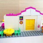 レゴデュプロでお家を作ってみよう♪~おすすめパーツはこれだっ!~