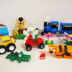 LEGO黄色のアイディアボックスでこんなの作れるよ!どこが一番安い?お店比較