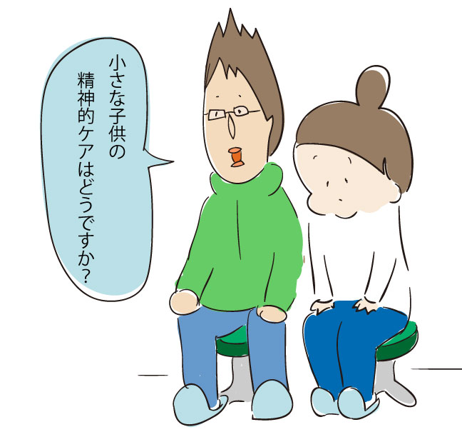【3歳小児斜視】手術の説明
