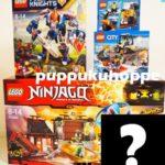 LEGOのハッピーバッグ2017トイザらスから届いた謝罪追加の商品がやばい!
