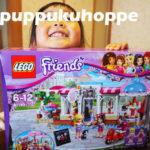 お誕生日に届いた大切なレゴで致命的ミス2つ!【LEGO Friends カップケーキカフェ 】