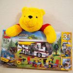 実車が買えないからレゴを買う企画~ 憧れの車キャンピングカー【LEGO 31052】