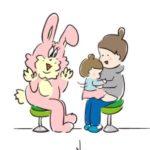 【4歳小児斜視】点眼薬で瞳孔を開いて検査!子供が怖がらない目薬のさし方