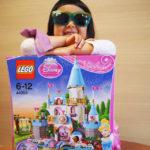 レゴ (LEGO) ディズニープリンセス【シンデレラの城 41055】レビュー★