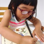 4歳2ヶ月家庭学習教材のポピー4月号レビューvol.7寝ても覚めても