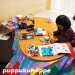 家で家族がそれぞれ好きなことをする会【LEGO41313】フレンズのドキドキウォーターパーク
