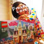 アナ雪ファン必見LEGOのアレンデール城のかわいさ…【41068】