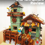 LEGO #21310 Old Fishing Store釣具屋さんが完成したよ!