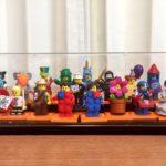 LEGOのminifigures18箱買い&オススメのケース!!~ひな壇はレゴで作るべし~