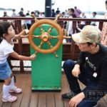 子どもが喜ぶ帆船型遊覧船「エスペランサ」で絶好調
