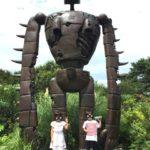 三鷹の森ジブリ美術館でキュンキュン!
