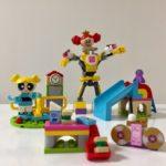 【LEGO】パワーパフガールズのレゴ#41287のプリンセスが特にカワイイ!!