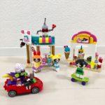 【LEGO】パワーパフガールズのレゴのユニコーンや防犯カメラ…すべてが可愛い(#41288)