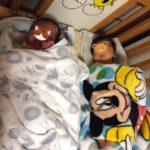 実家の赤ちゃん祭が楽しかった&今日から幼稚園始まり!