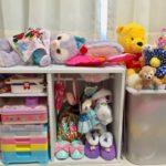 【ダッフィー&フレンズ】ステラ・ルーのお洋服の収納法&おもちゃ断捨離法
