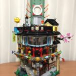 【LEGO70620】レゴニンジャゴー シティが完成したよー!!