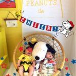 【スヌーピー】中目黒のPEANUTS Cafeに行ってきた!!個室やお料理について、子連れ目線で本音レビュー