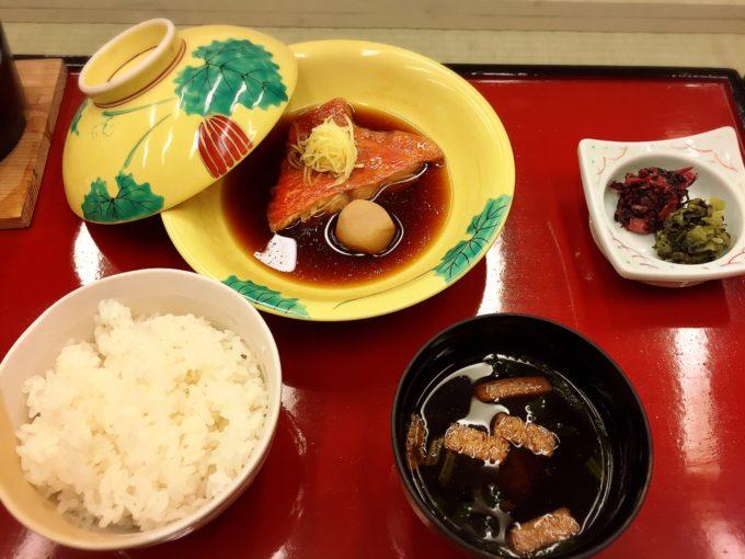 下田大和館1日目夕食