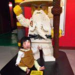 過去最高に混んでたレゴランド東京でレゴのクリスマスパーティーしてきた★ミ