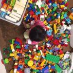 寝しなの一言(LEGO解禁っ)