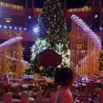 イクスピアリのクリスマスが素敵なのー!