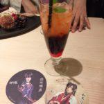 刀剣乱舞ツアー(2.5Dカフェでコースター目当てでドリンク飲みすぎてお腹タップタップ編)