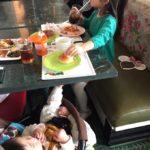 次女も大満足のクリスタルパレス・レストランの利用時間が90分から75分に短縮か…